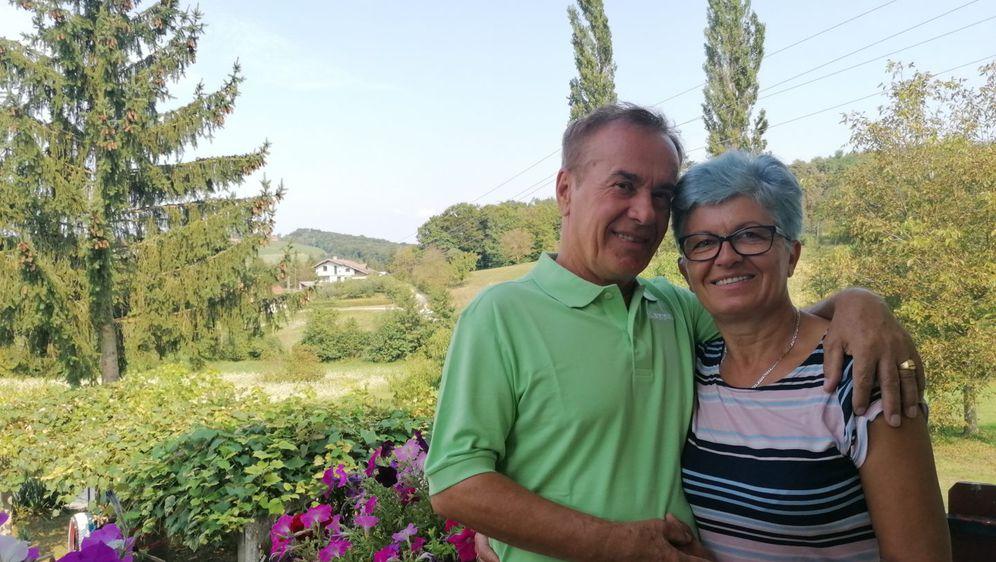 Marija Kordiš i Josip Čajić (Foto: Međimurske novine)