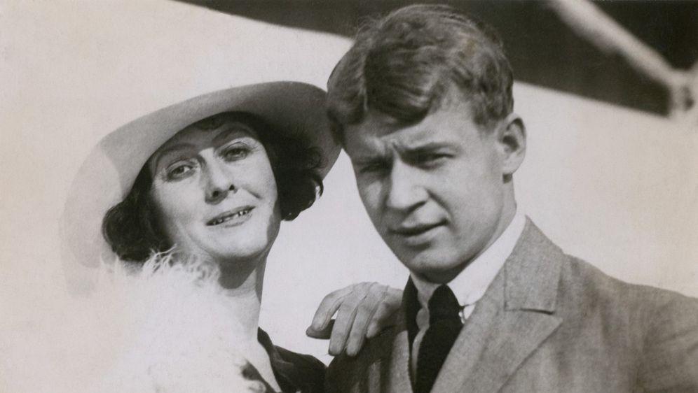 Isadora Duncan i Sergej Jesenjin (Foto: Profimedia)