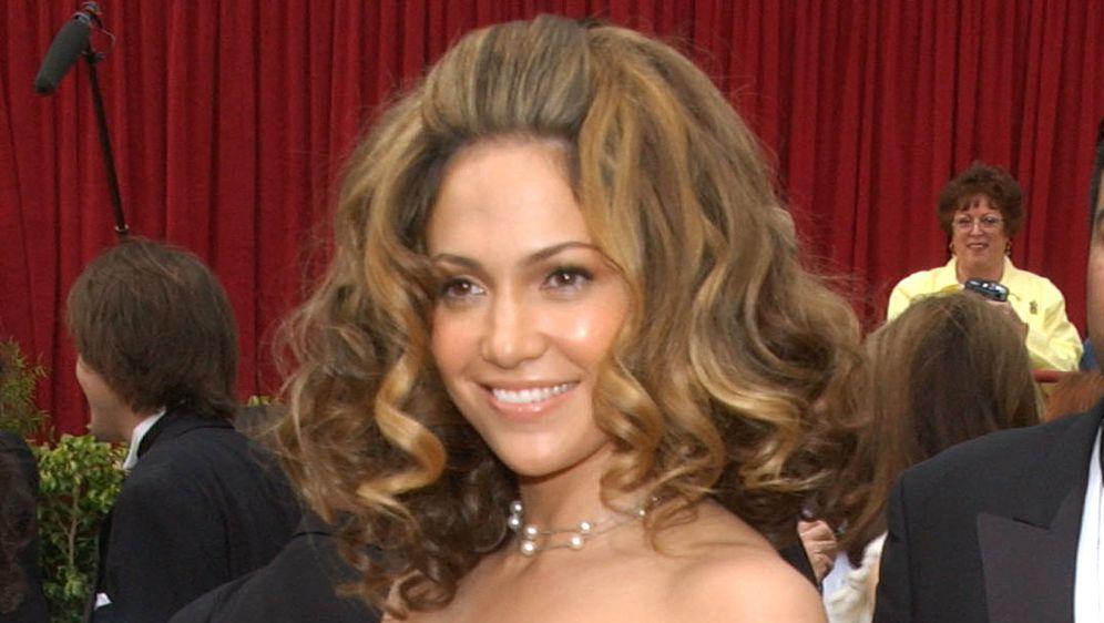 Jennifer Lopez na dodjeli Oscara 2002. godine