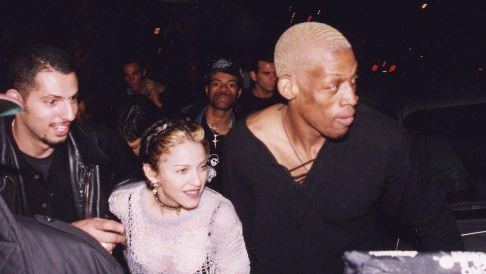 Madonna i Dennis Rodman (Foto: Profimedia)