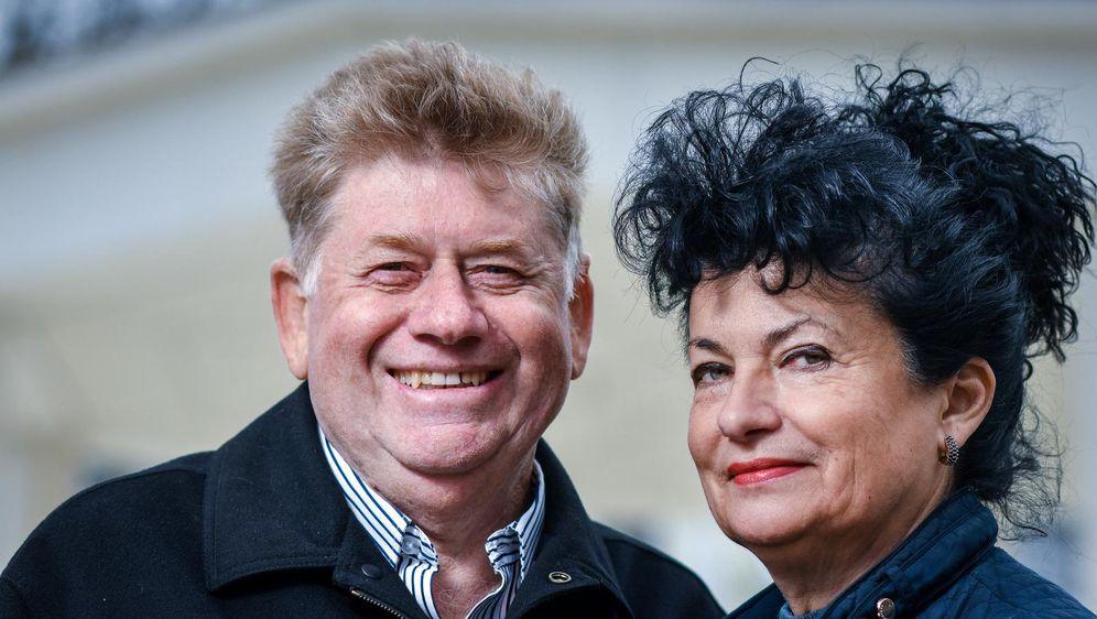 Supružnici Višnja i Zdravko Pevec (Foto: Sandra Simunovic/PIXSELL)