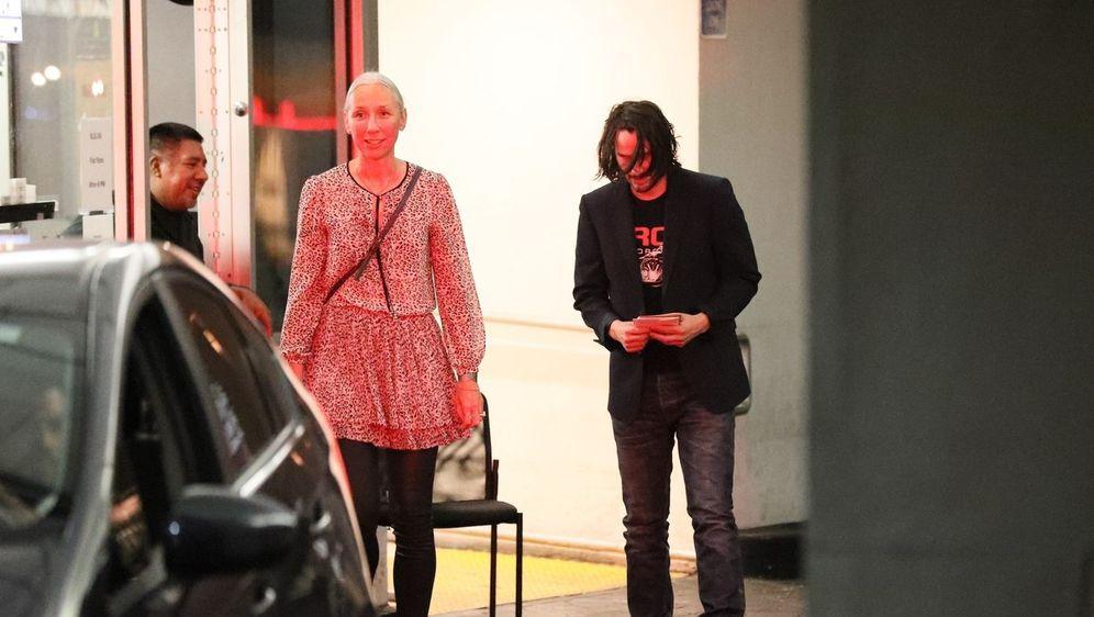 Keanu Reeves i Alexandra Grant (Foto: Profimedia)