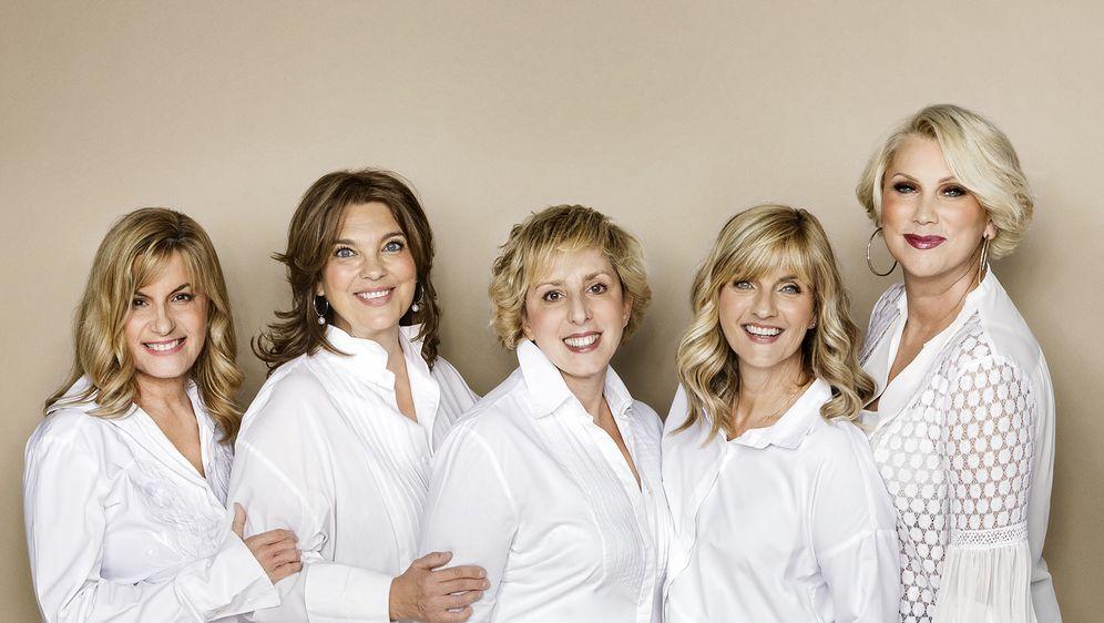 Arijana Čulina, Karmela Vukov Colić, Nina Kleflin, Sanja Doležal, Salome (Foto: Mare Milin)