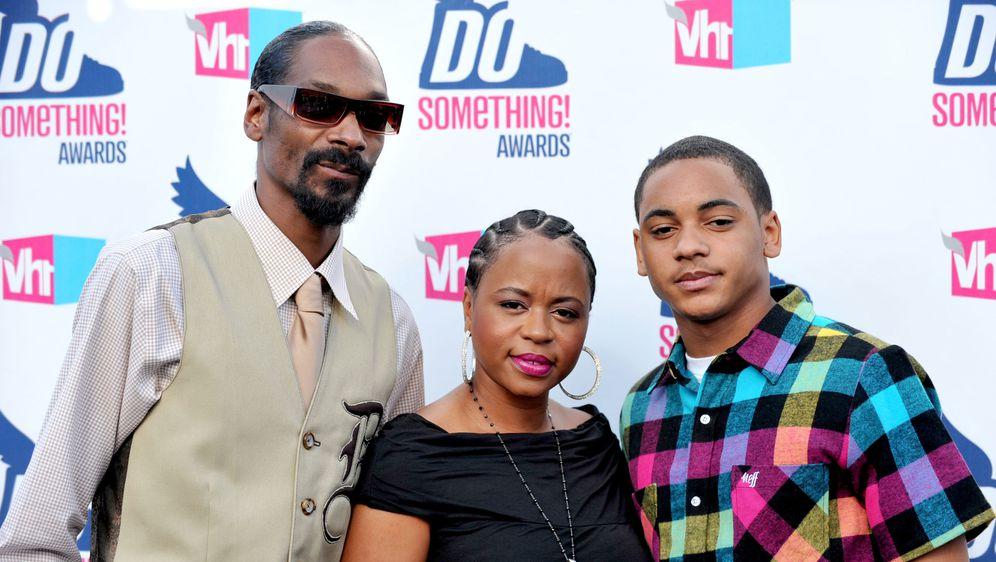 Snoop Dogg i sin Corde (Foto: AFP)