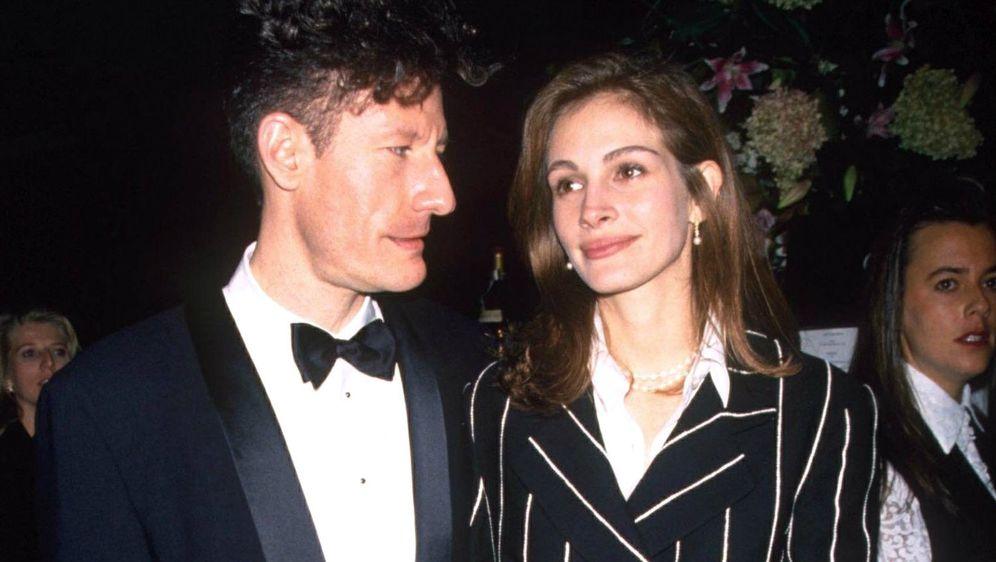 Lyle Lovett i Julija Roberts oženili su se 1993. godine nakon samo tri tjedna veze