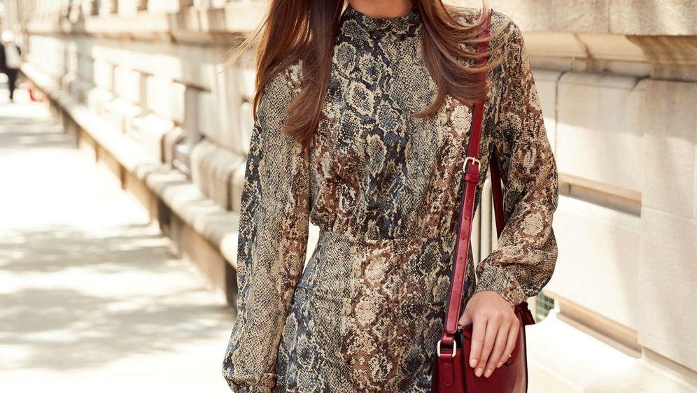 Haljina sa životinjskim uzorkom bit će uzbudljivi dodatak garderobi