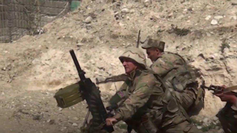 Sukob Armenije i Azerbajdžana - 5