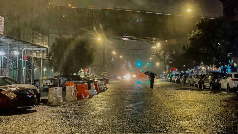 Rekordne kiše poplavile New York - 1