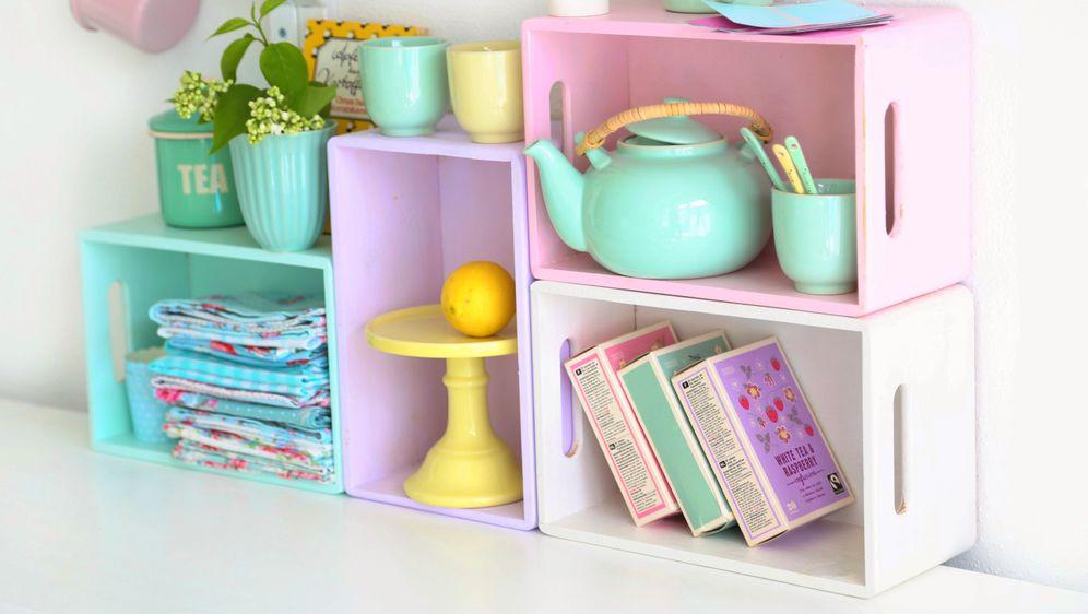 Kuhinja u bojama jednoroga