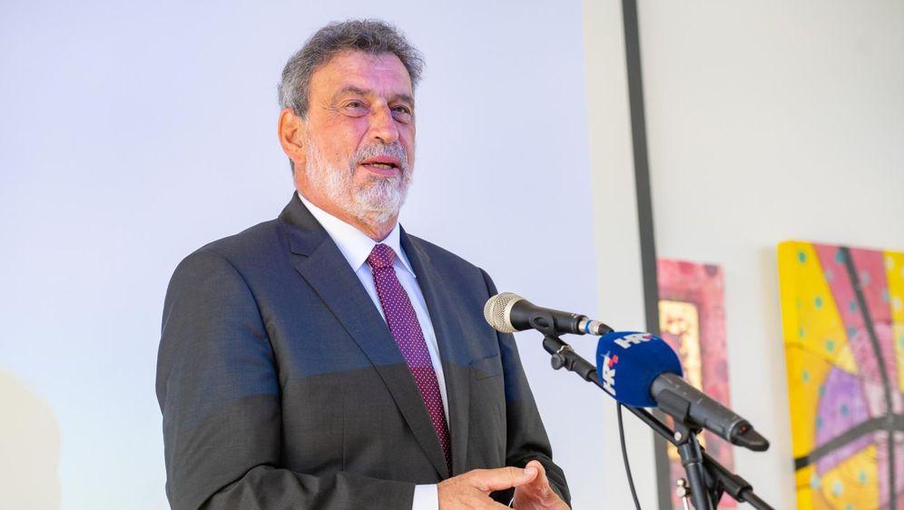 Ministar Fuchs na otvorenju nove zgrade OŠ Voštarnica - 2