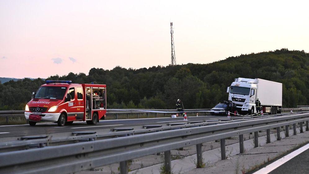 Nesreća na autocesti A1, poginulo dijete - 4