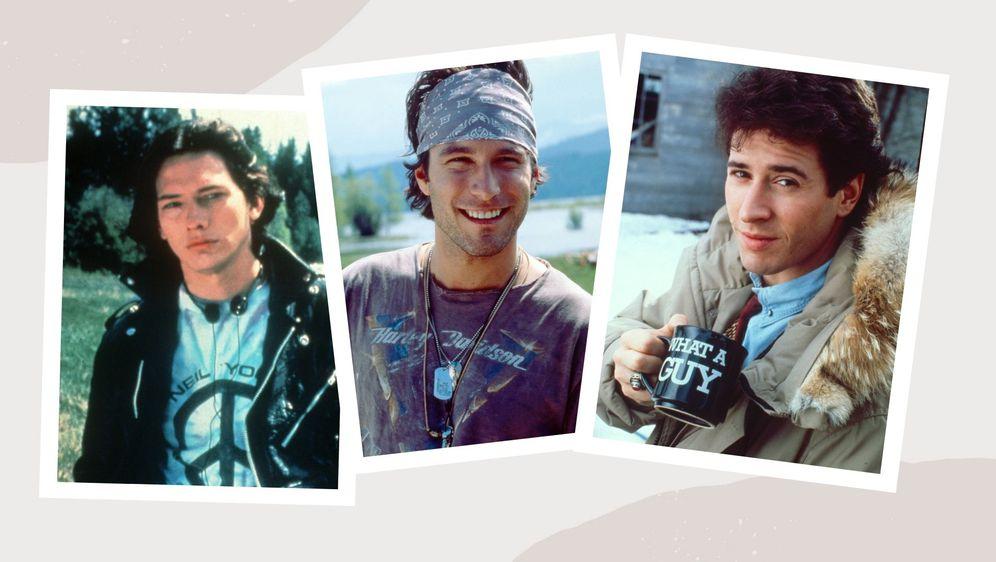 Darren E. Burrows, John Corbett i Rob Morrow