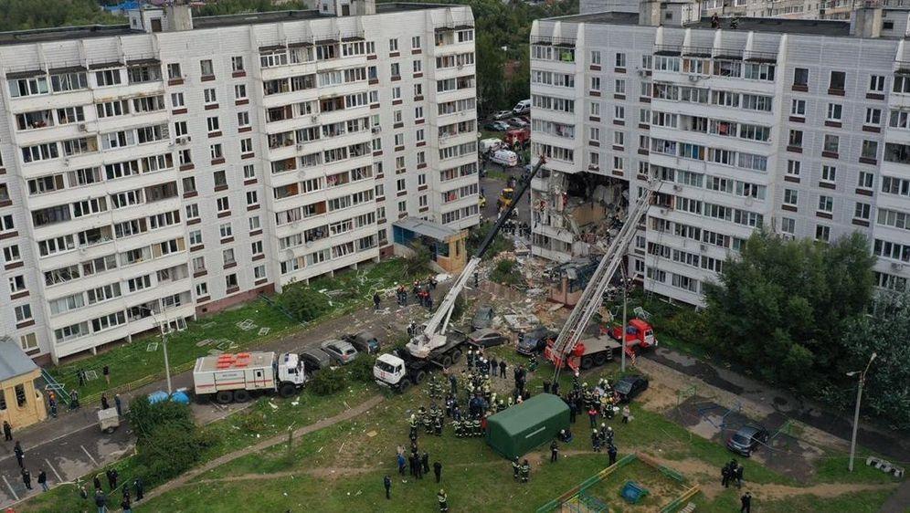 Eksplozija plina u Rusiji - 4