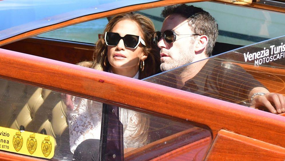 Jennifer Lopez i Ben Affleck stigli su u Veneciju
