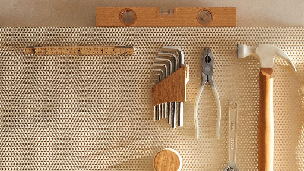 Kolekcija alata iz trgovine Zara Home