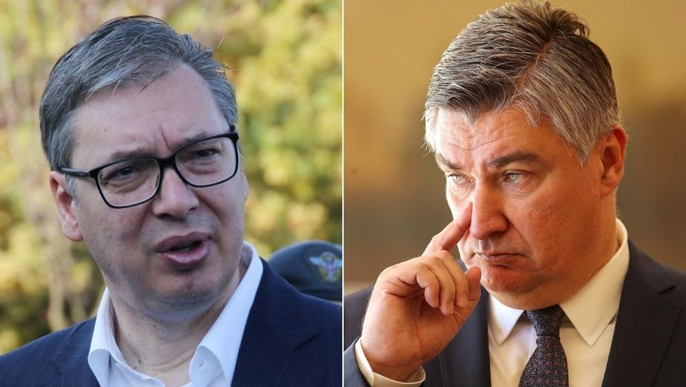 Vučić odgovorio Milanoviću