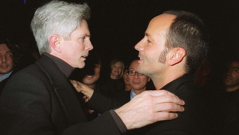 Richard Buckley i Tom Ford