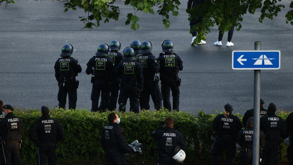 Njemačka policija, ilustracija
