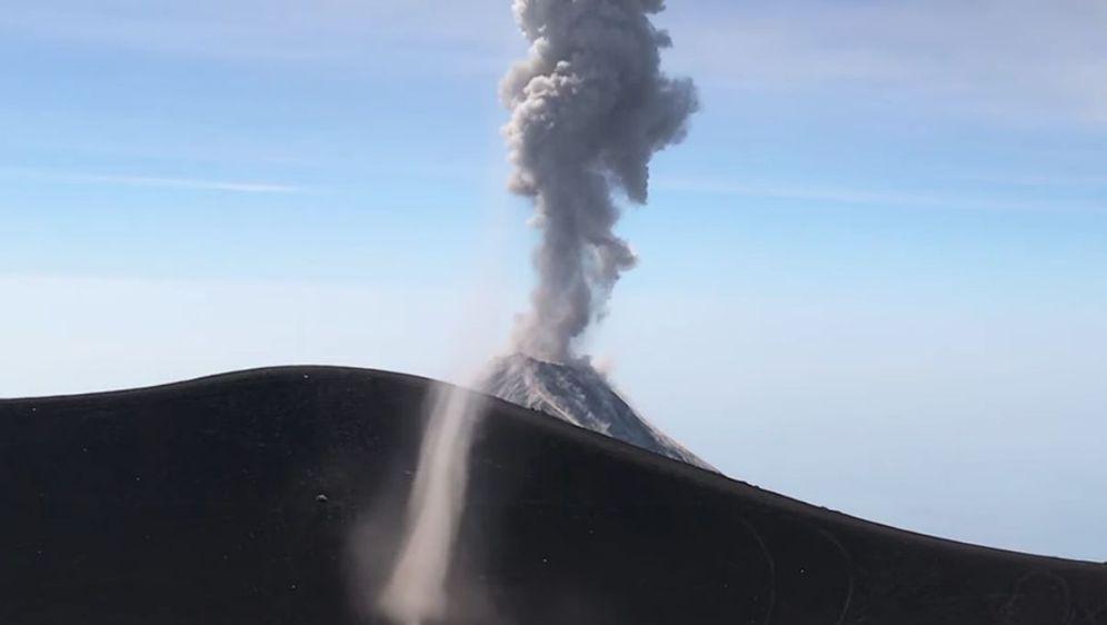Pijavica i vulkan