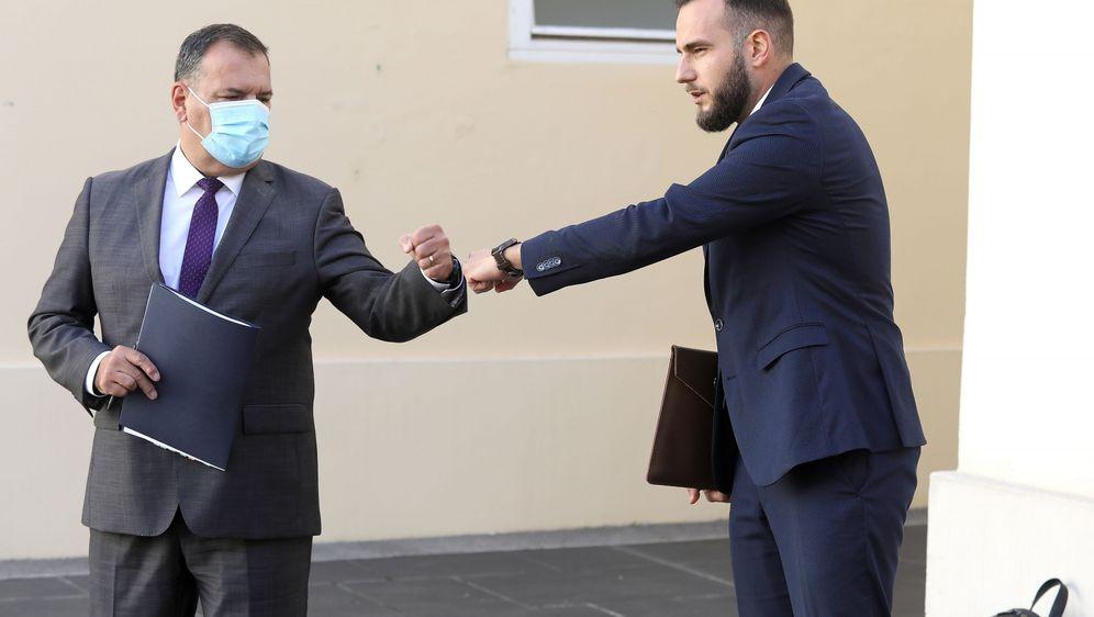 Ministri Beroš i Aladrović