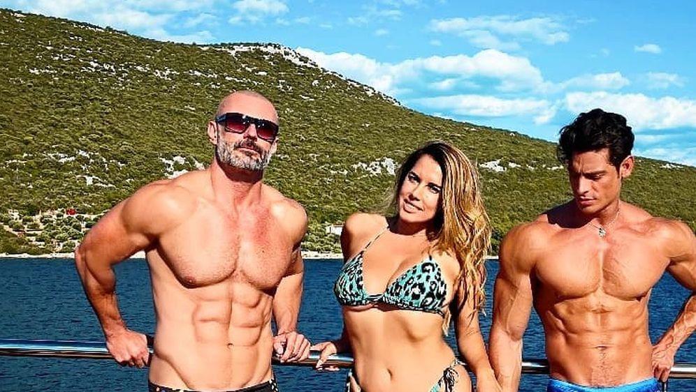 Nives Celzijus, Davor Garić i Marbys Negretti