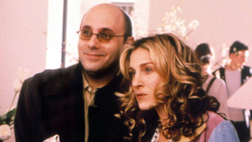 Sarah Jessica Parker i Willie Garson