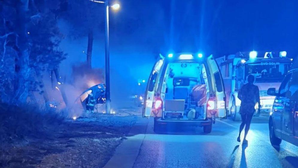 Teška nesreća u Solinu