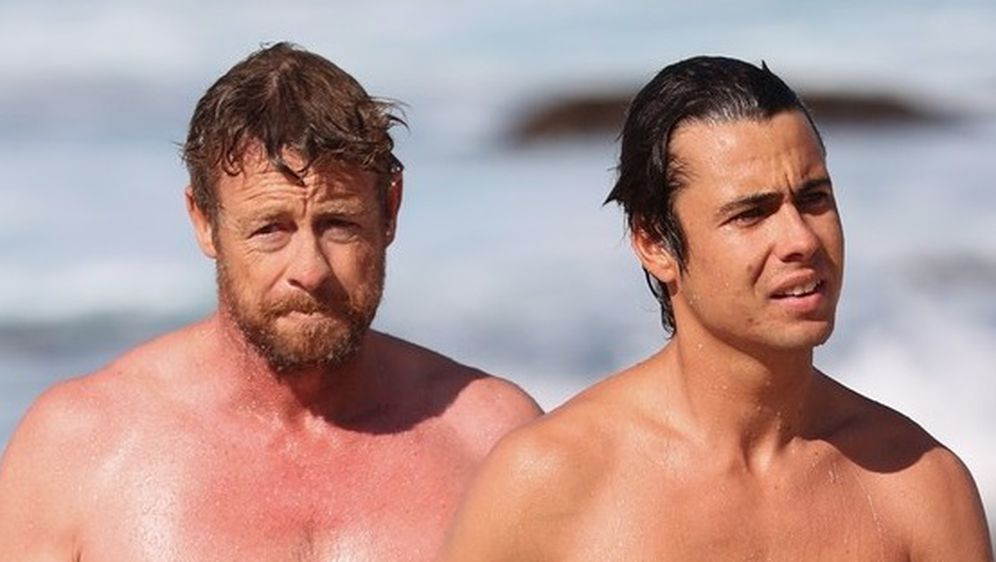Simon i Claude Baker