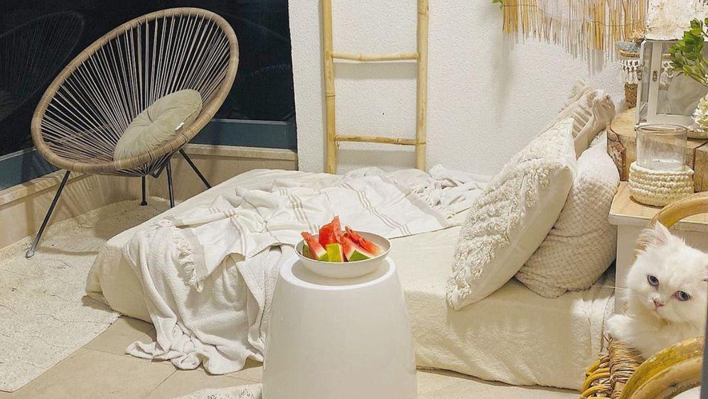 U domu Vanje Šego iz Čitluka glavna zvijezda je šarmantni balkon na kojem ima i krevet