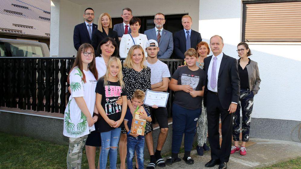 Zagrebački ured EBRD-a prikupio novac za obnovu nakon potresa