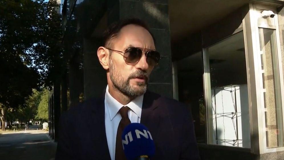 Dražen Jelenić, suspendirani zamjenik glavne državne odvjetnice